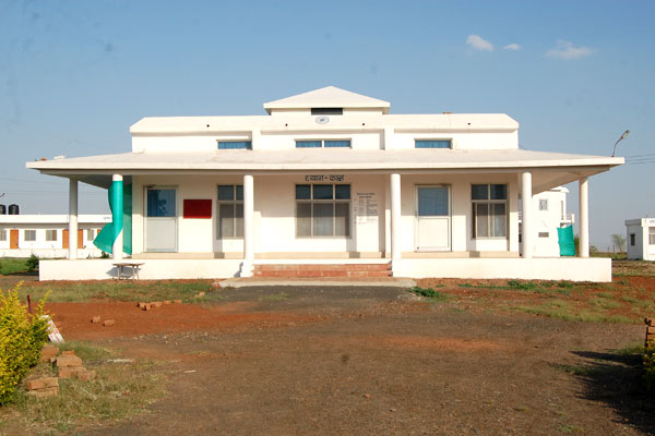 Dhamma Meditation Hall